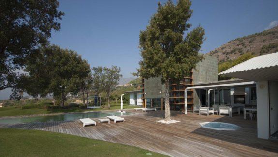 exclisuve villa in benalmadena